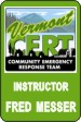 VERMONT CERT CALL TAG - Product Image