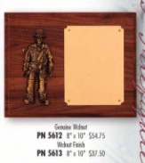 FIREMEN PLAQUE - Product Image