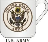 US ARMY  MUG - Product Image