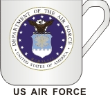 US AIR FORCE  MUG - Product Image