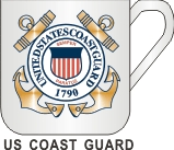 US COAST GUARD MUG - Product Image