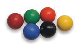 Croquet Ball Set - Product Image