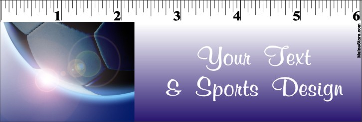 BOOKMARK / RULER SPORTS - Product Image