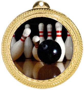 BOWLING MEDAL - Product Image
