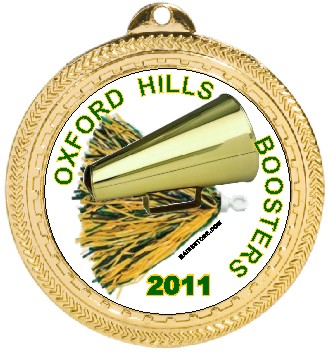 CHEERING MEDAL - Product Image