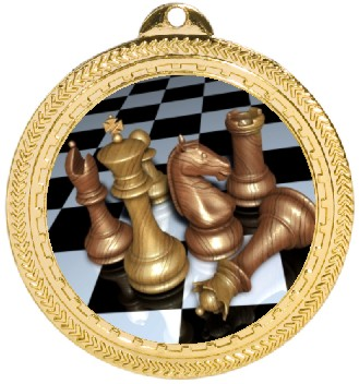 CHESS MEDAL - Product Image