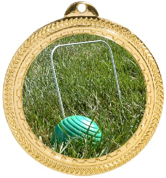 CROQUET MEDAL - Product Image