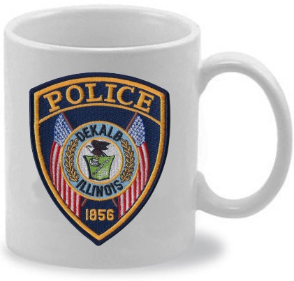 CUSTOM COFFEE MUG 11 OZ - Product Image