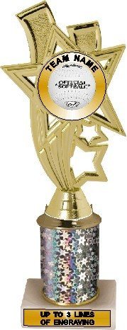 DISK TOP TROPHY - Product Image