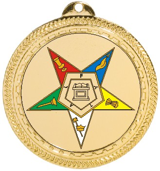 EASTERN STAR MEDAL - Product Image