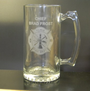 FIRE DEPT SPORTS MUG 27 OZ - Product Image