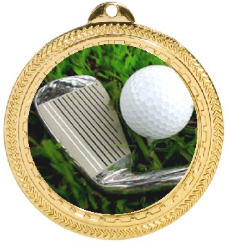 GOLF MEDAL - Product Image