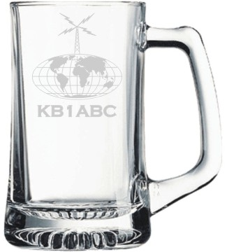 HAM RADIO SPORTS MUG 27 OZ - Product Image