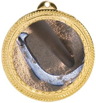HORSESHOE MEDAL - Product Image