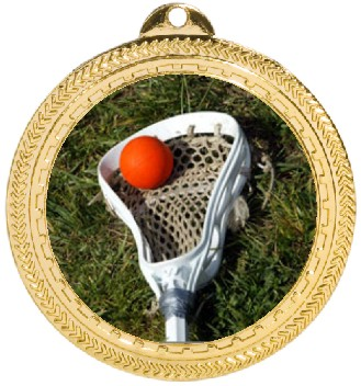LACROSSE MEDAL - Product Image