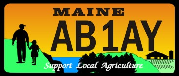 NAME  TAG  LARGE  MAINE AGRICULTURE - Product Image