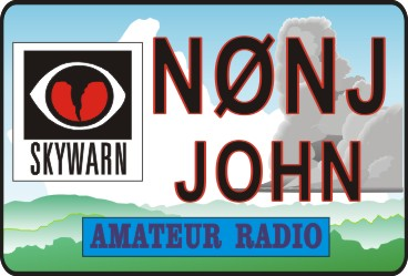 NAME  TAG  LARGE  SKYWARN SKY - Product Image