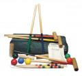 North Meadow Scottsdale 6 Player Croquet Set - Product Image