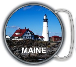 PORTLAND HEAD BUCKLE ROUND - Product Image