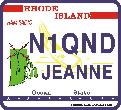 RHODE ISLAND MOUSE PAD - Product Image