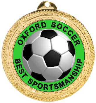 SOCCER MEDAL - Product Image
