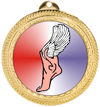 TRACK MEDAL - Product Image