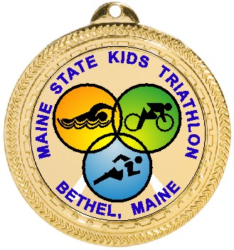 TRIATHALON MEDAL - Product Image