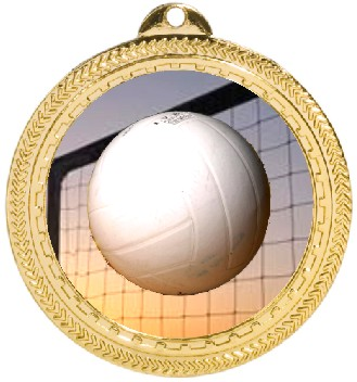 VOLLEYBALL MEDAL - Product Image
