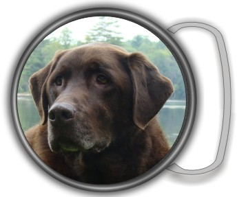 YOUR PET BUCKLE ROUND - Product Image